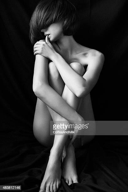 Sensual photograph of a woman