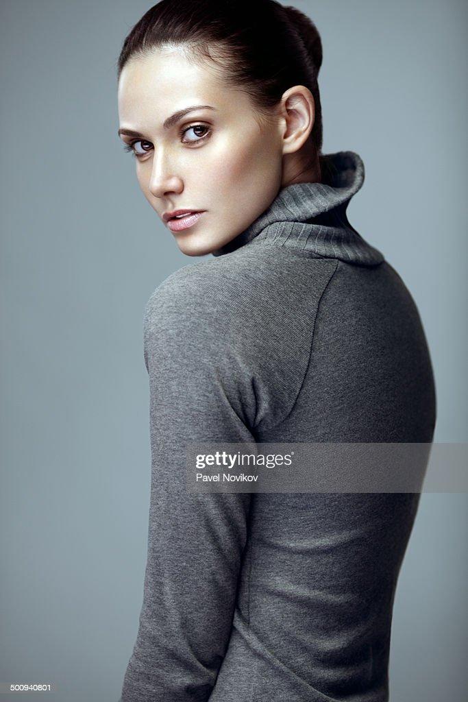 Sensual portrait : Stock Photo