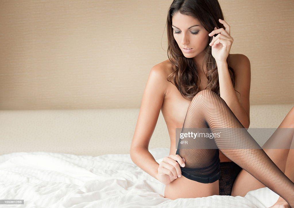 Sensual sedução (XXXL : Foto de stock