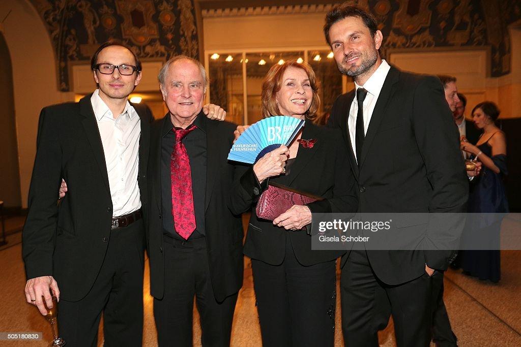 Bavarian Film Award 2016 : News Photo
