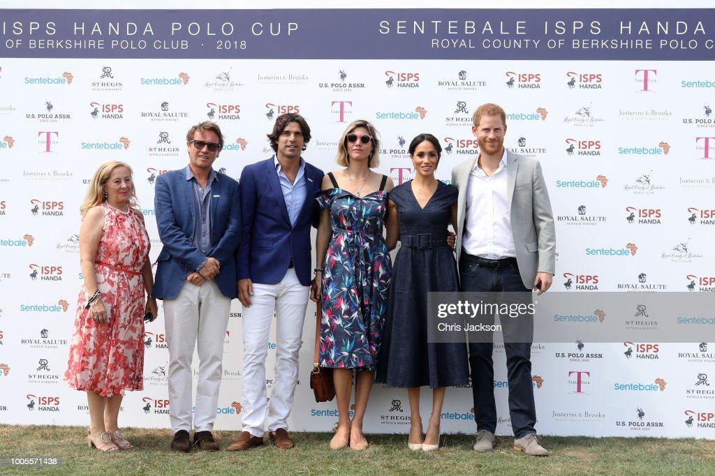 Sentebale Polo 2018 : News Photo