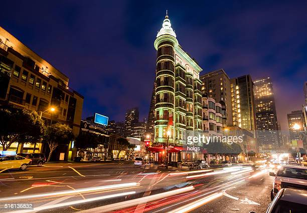 Sentinel building in San Francisco