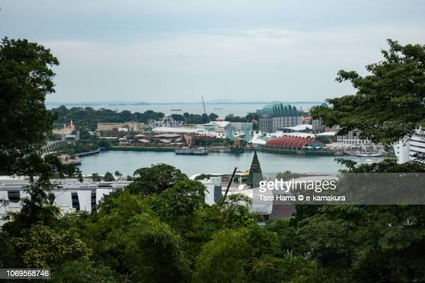 Sentosa Island in Singapore