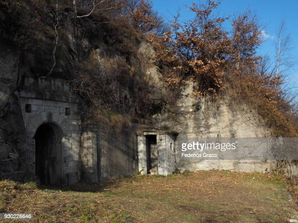 Sentry-Box and Military Bunker on Mount Montorfano