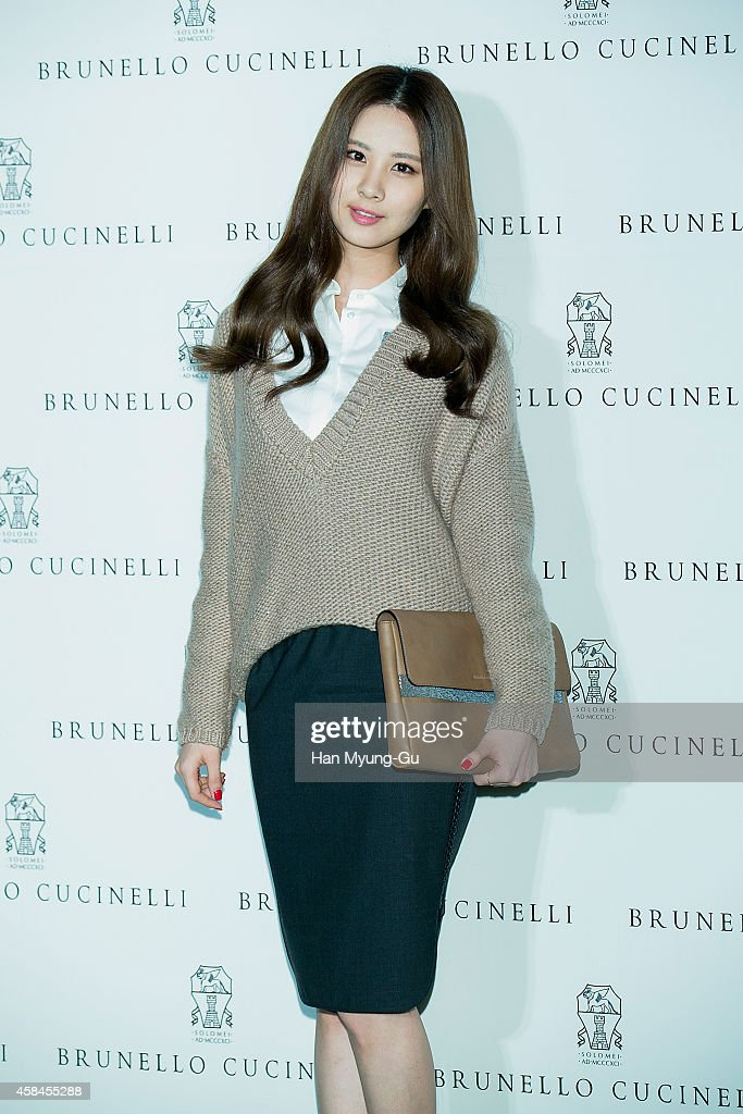 """""""Brunello Cucinelli"""" Flagship Store Opening"""