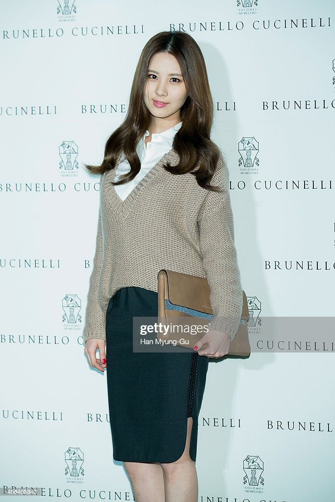 """Brunello Cucinelli"" Flagship Store Opening"