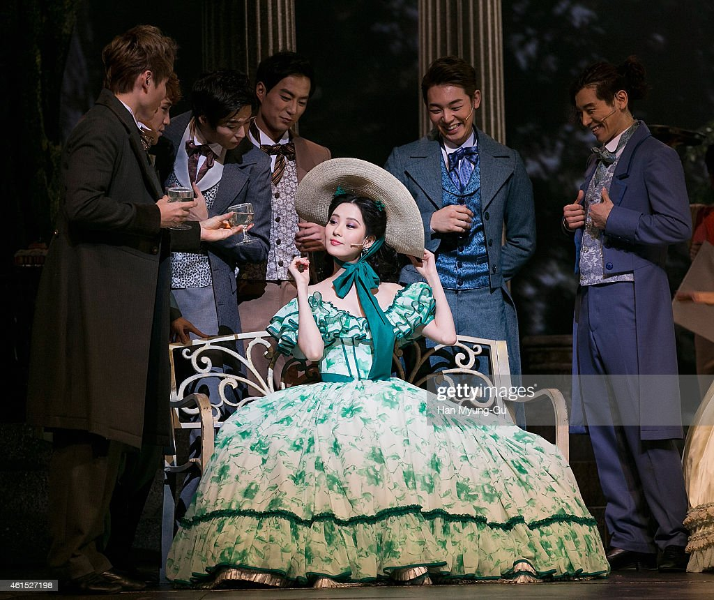 "Musical ""Gone With The Wind"" Press Call In Seoul"