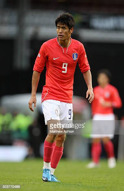 Seol Ki Hyeon of Korea Republic