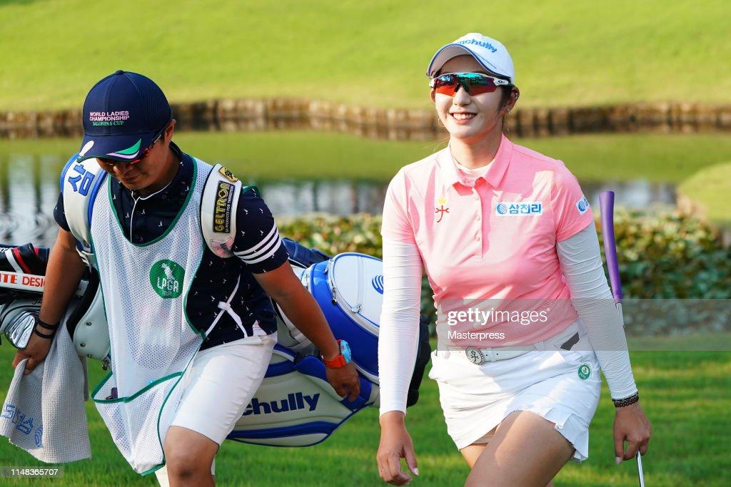 World Ladies Championship Salonpas Cup - Round Three : News Photo