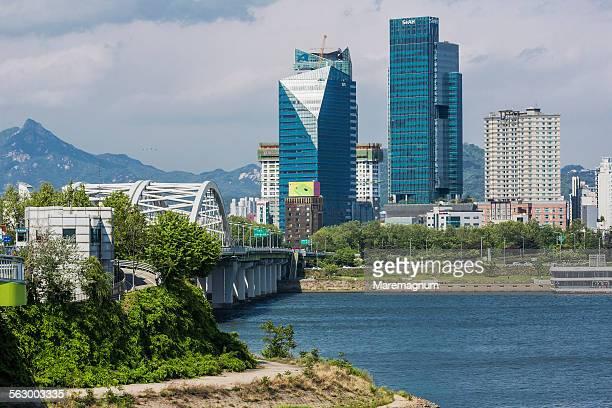 Seonyoudo Island (Park), Yanghwa Bridge, Han river