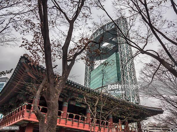 Seoul Jogno neighbourhood