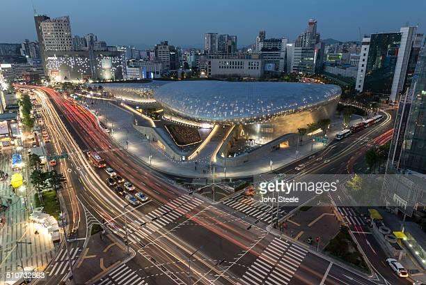 DDP Seoul Korea