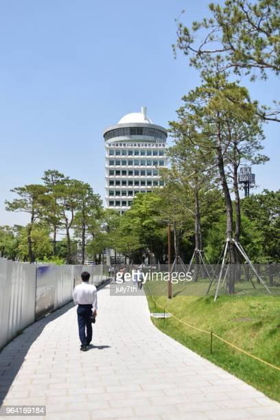Seoul Namsan Park in June