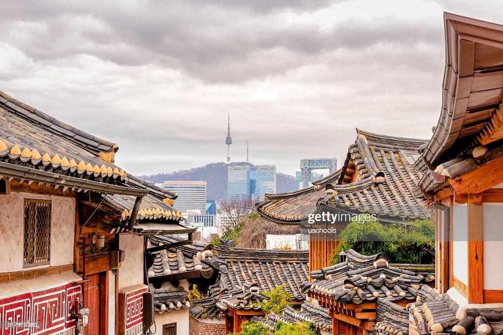 Seoul, South Korea Skyline