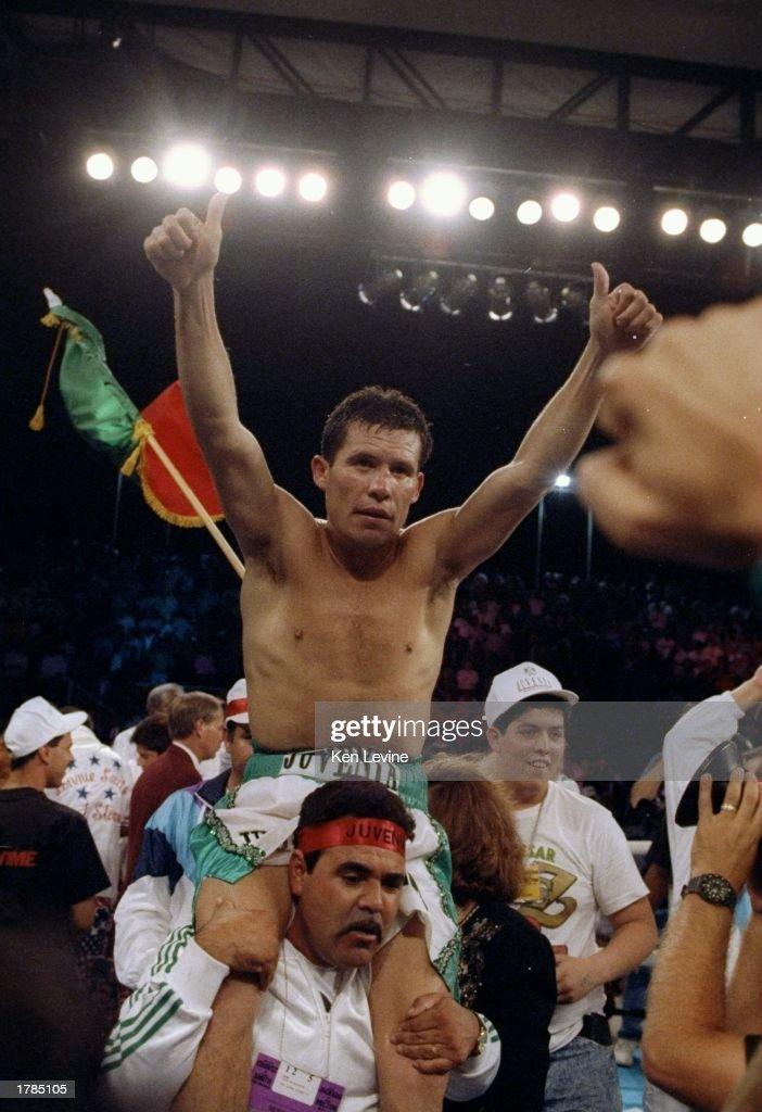 Chavez v Smith : News Photo