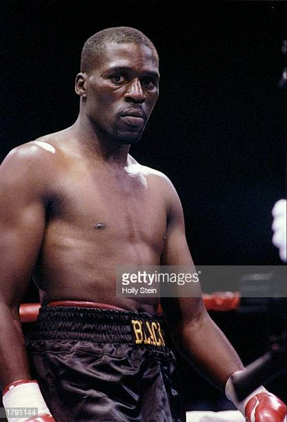 Roger Mayweather looks on during a bout against Fidel Avendano Mandatory Credit Holly Stein /Allsport