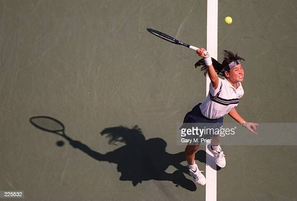 McCARTHY IN THE FOURTH ROUND OF THE UNITED STATES OPEN IN FLUSHING MEADOWS, NEW YORK.