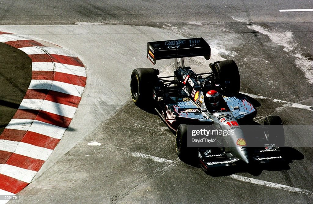 Bobby Rahal In The Team Rahal Reynard Mercedes 961 Takes Second