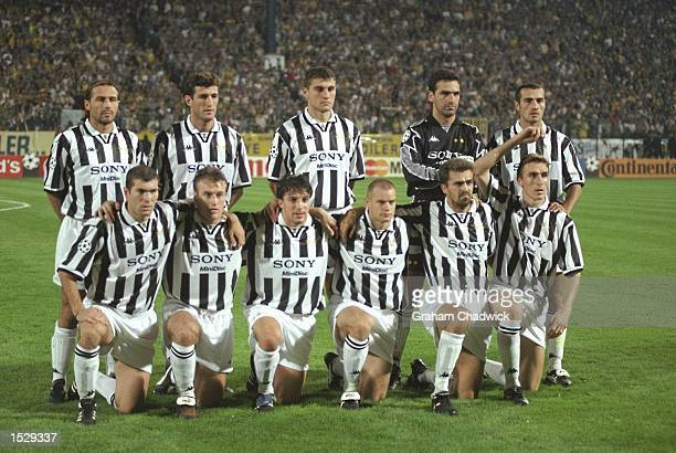 Juventus teamgroup taken before the start of the champions league match between Fenerbahce and Juventus in Turkey Juventus went on to win the match...