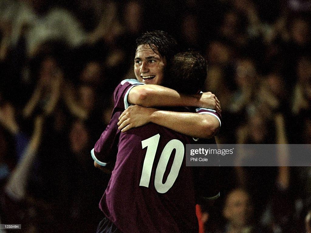 Frank Lampard : News Photo