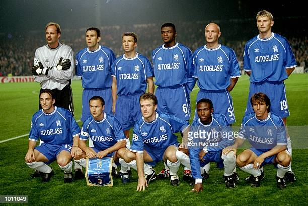501 Chelsea Fc At Uefa Champions League Draw Photos And Premium High Res Pictures Getty Images