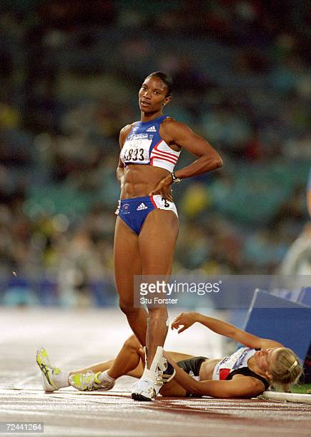 25 800m Denise Lewis Pictures, Photos & Images - Getty Images