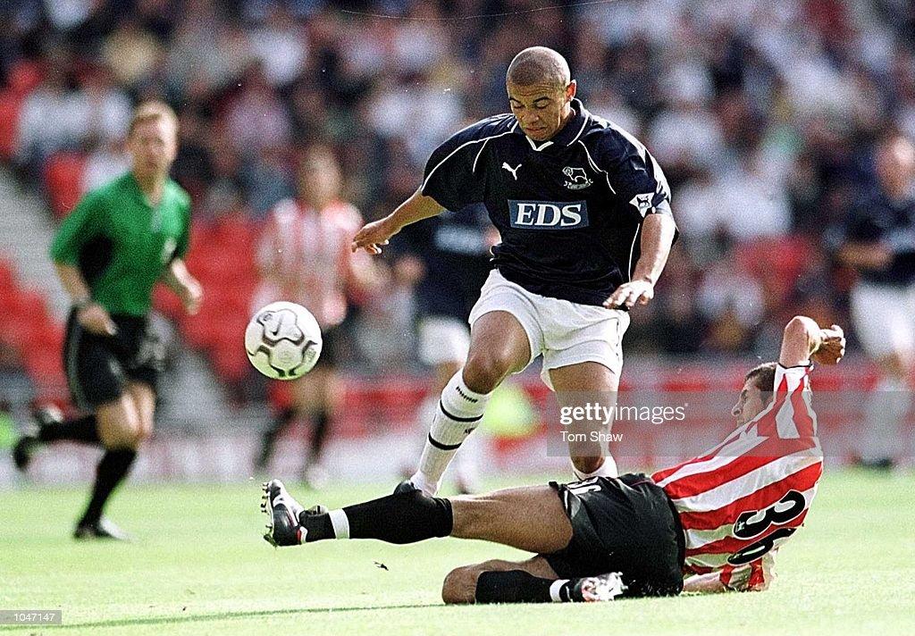 Sunderland v Derby : News Photo
