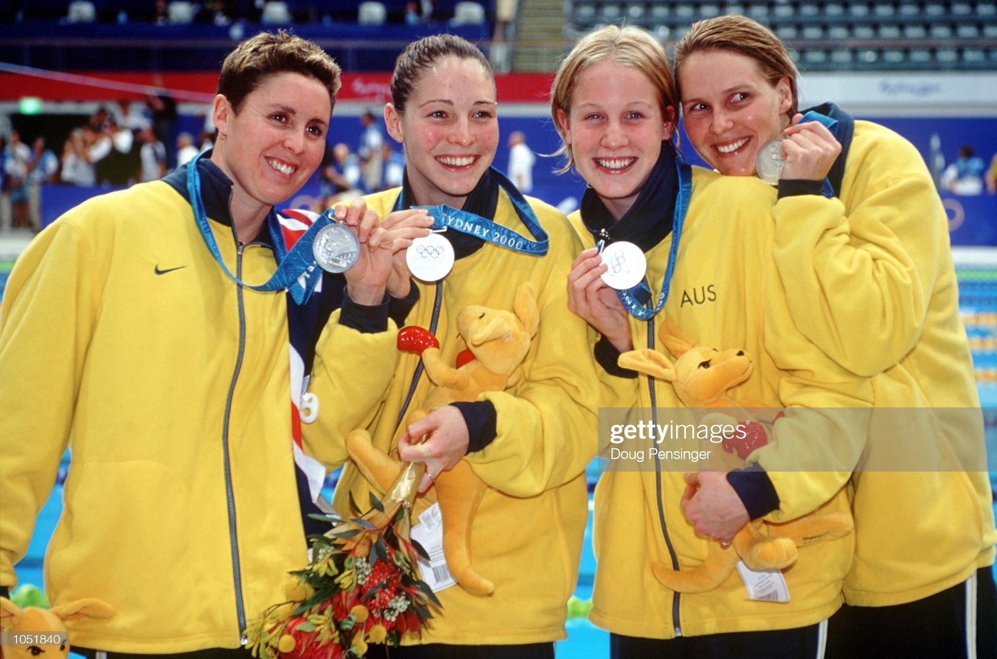 Oly W Swim 4x200 : Fotografía de noticias