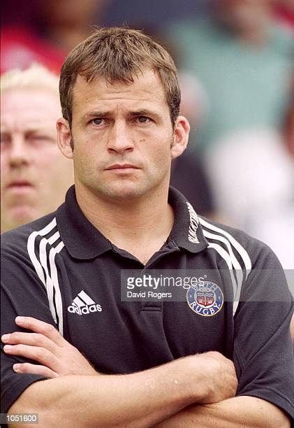 Portrait of John Callard the Bath Coach during the Zurich Premiership match against Gloucester at Kingsholm, in Gloucester, England. Bath won the...