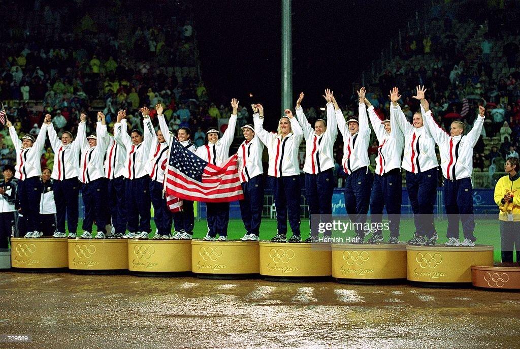 Team USA : Fotografía de noticias