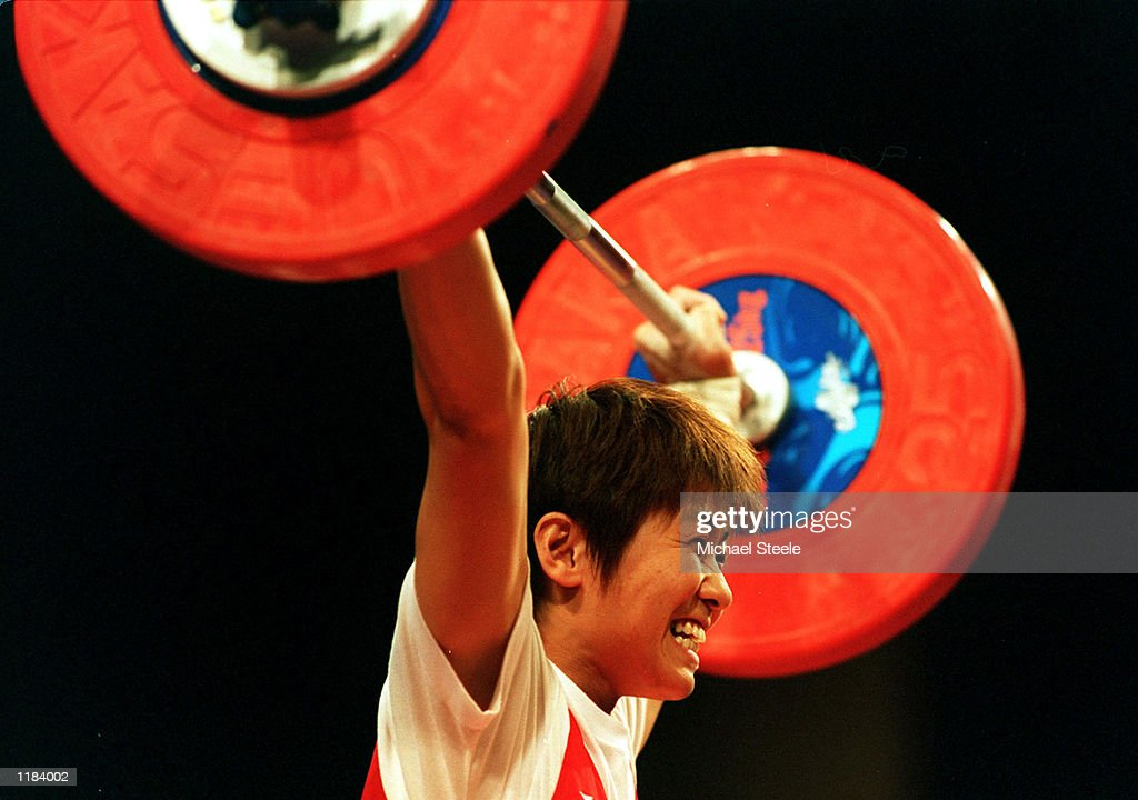 Oly W Weightlifting : News Photo