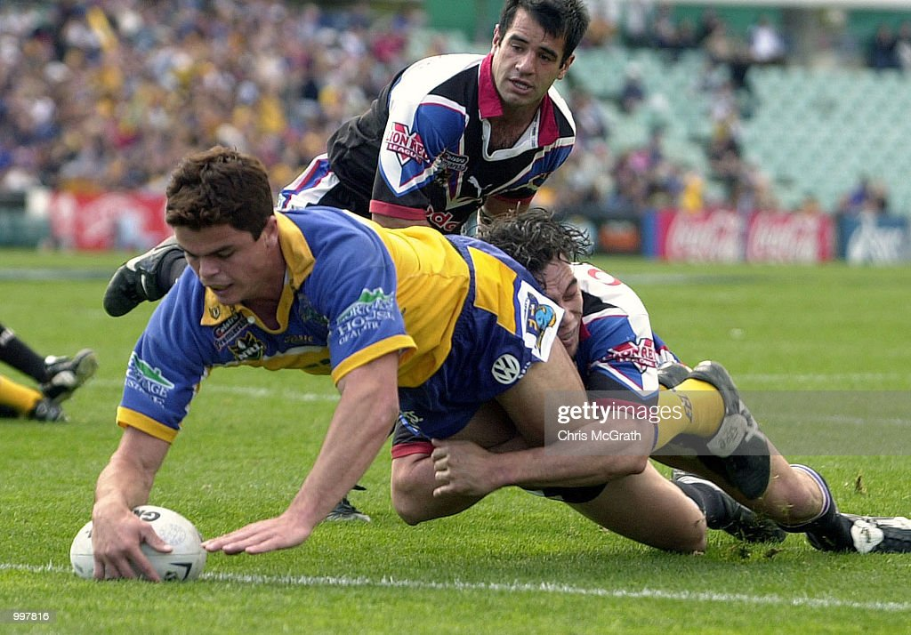 Parramatta v New Zealand X : News Photo