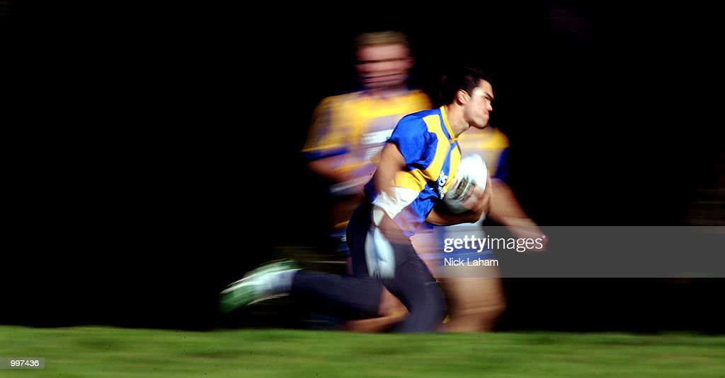Parramatta Eels Training X : News Photo