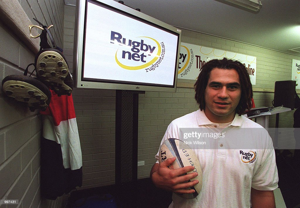 Rugbynet Launch : News Photo