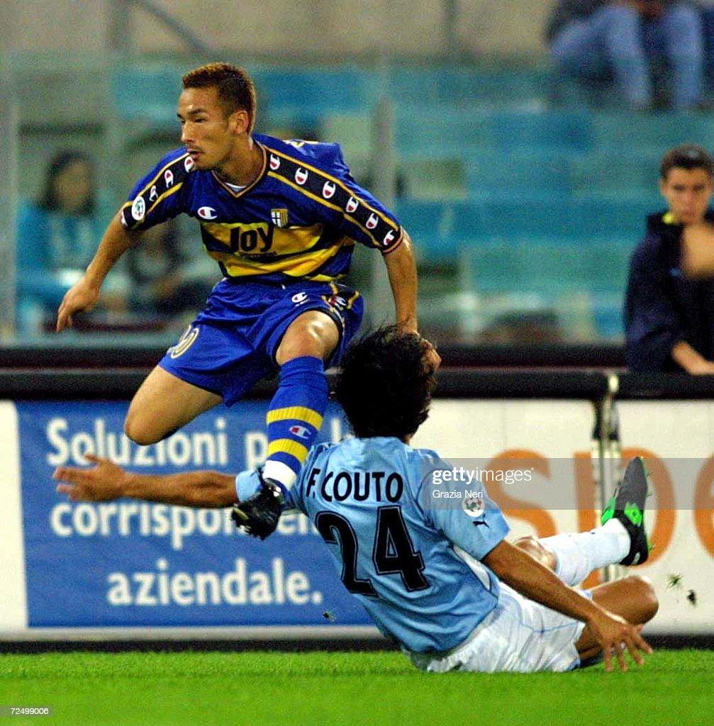 Lazio v Parma : ニュース写真
