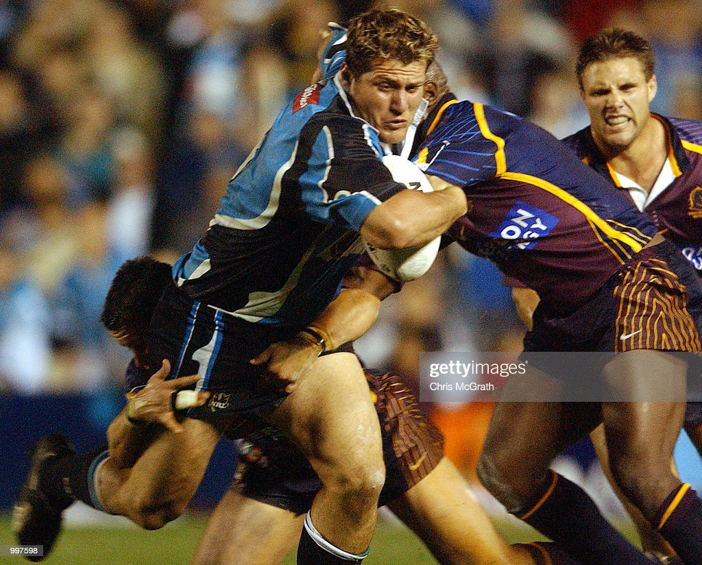 Cronulla v Brisbane X : News Photo