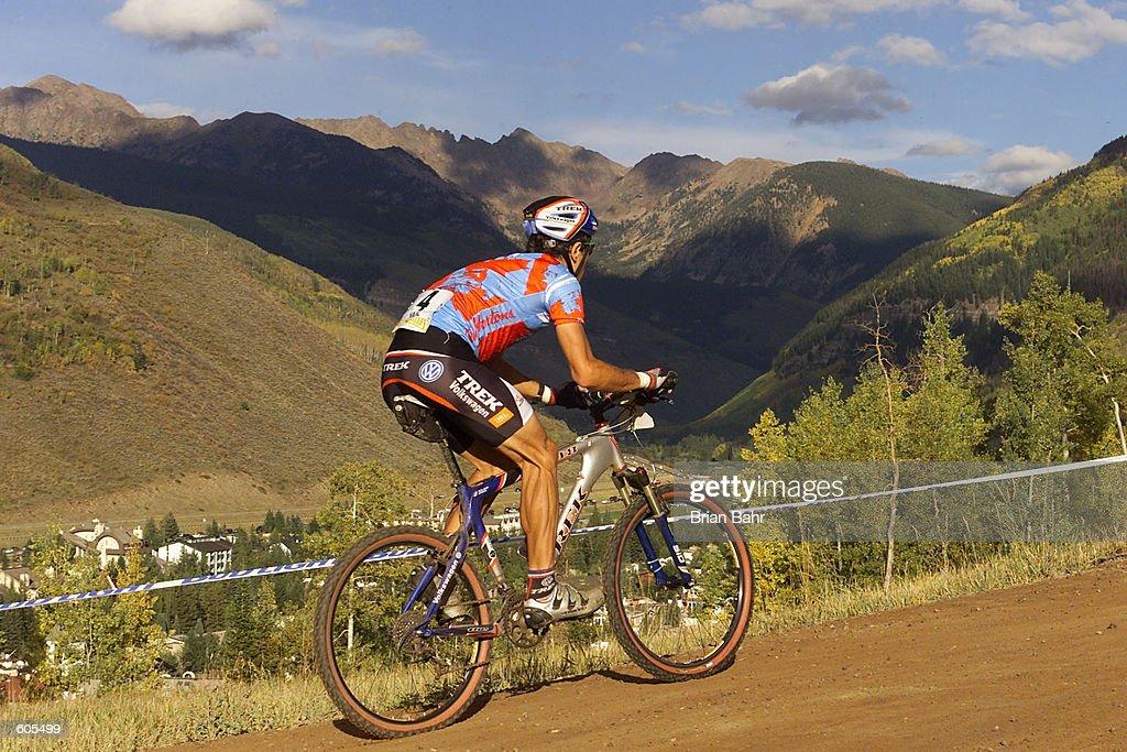 Mountain Bike World Champs X : Foto jornalística