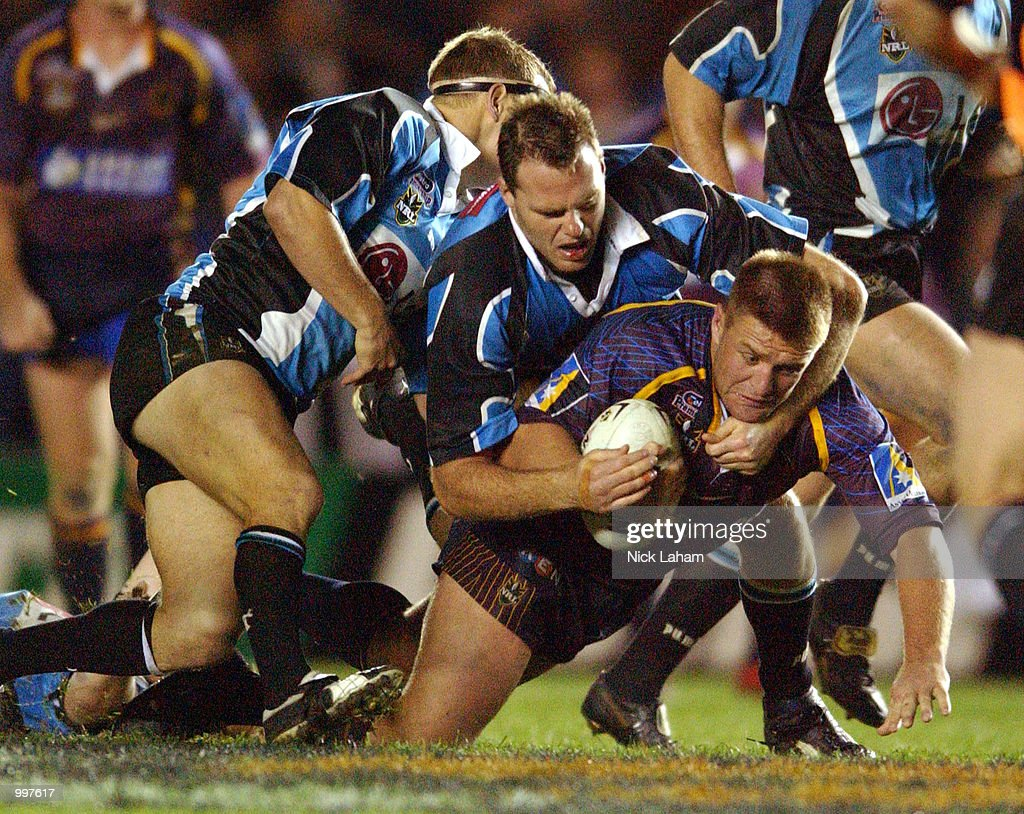 Sharks v Brisbane X : News Photo