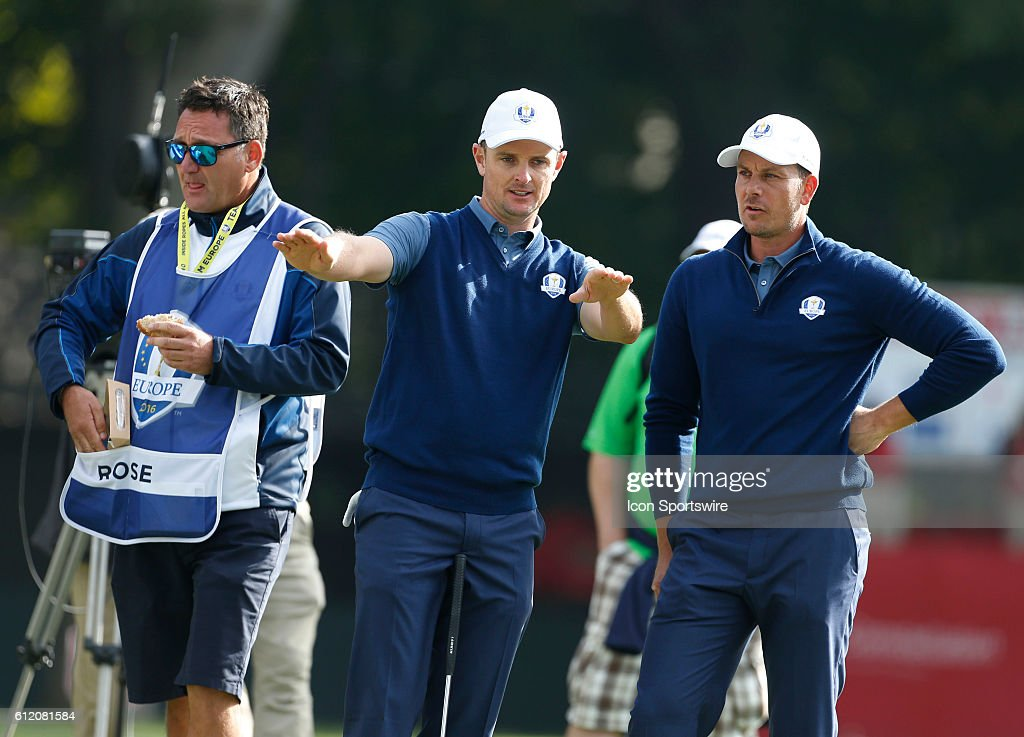 GOLF: SEP 30 PGA - Ryder Cup - Day One : News Photo