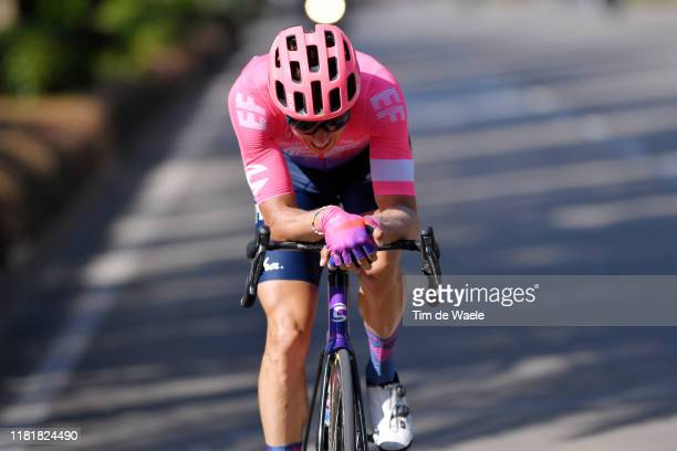 Sep Vanmarcke of Belgium and Team EF Education First / during the 3rd Tour of Guangxi 2019, Stage 2 a 152,3km stage from Beihai to Qinzhou /...