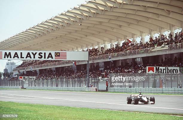 MALAYSIA 1999 Sepang UEBERSICHT