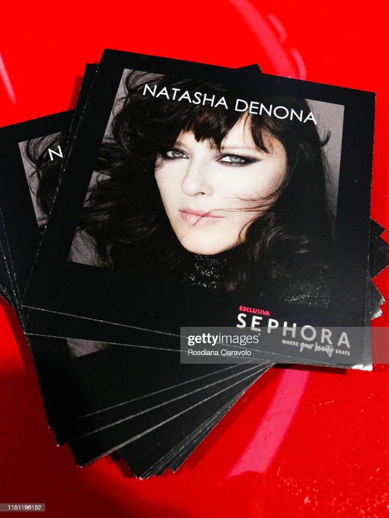 ITA: Meet & Greet Natasha Denona At Sephora Milano Duomo
