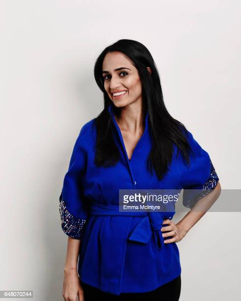 Sepideh Haftgoli attends B.Y.O.U. - Be Your Own You at Hills Penthouse on February 28, 2017 in West Hollywood, California.