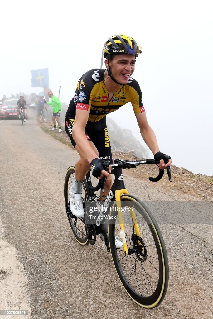 76th Tour of Spain 2021 - Stage 18 : ニュース写真