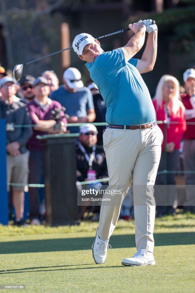 GOLF: JAN 27 PGA - Farmers Insurance Open : Nachrichtenfoto