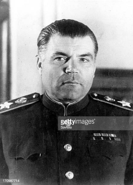 Sept marshal of the soviet union rodion yakovlevich malinovsky