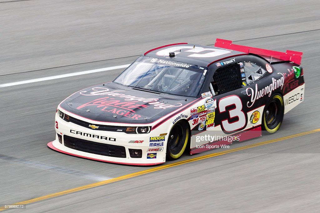 AUTO: SEP 04 NASCAR - Nationwide Series - Virginia 529 College ...