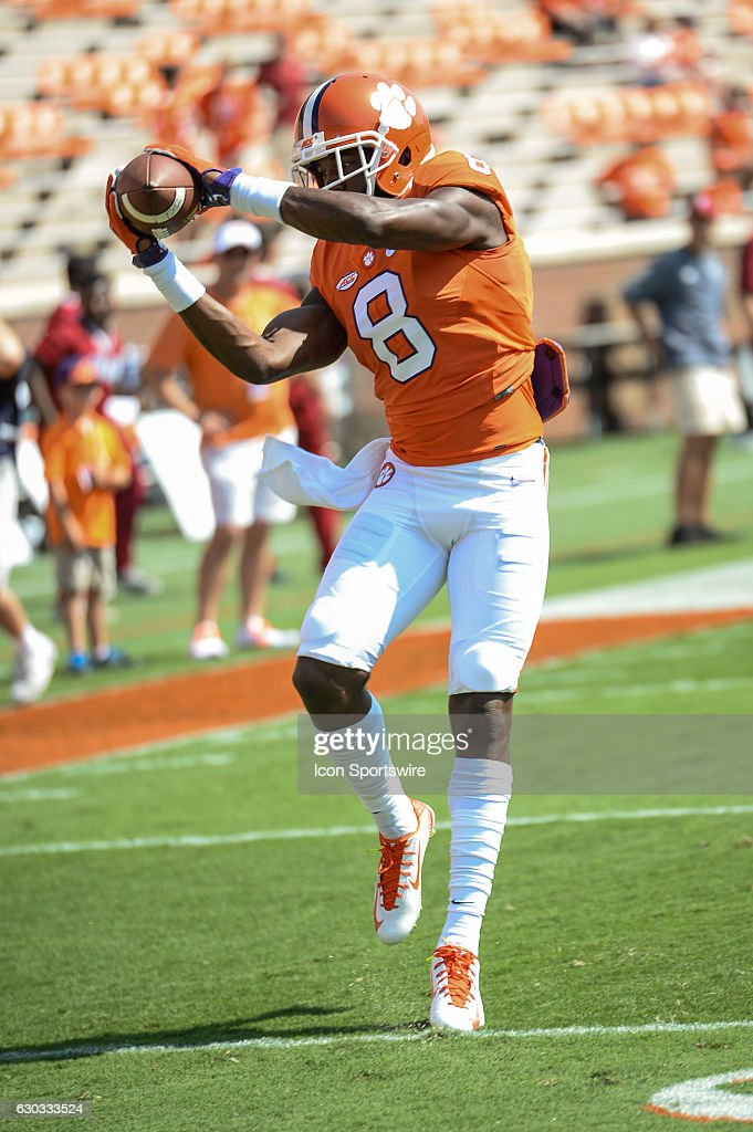 NCAA FOOTBALL: SEP 10 Troy at Clemson : News Photo