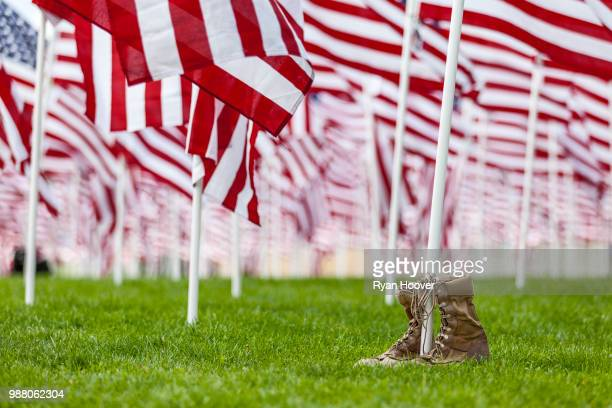 september 11 tribute.jpg - memorial day remembrance stock pictures, royalty-free photos & images