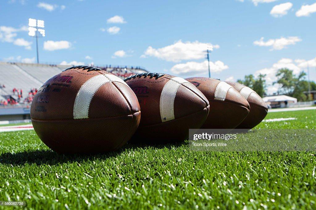 NCAA FOOTBALL: SEP 12 Murray State at Northern Illinois : News Photo